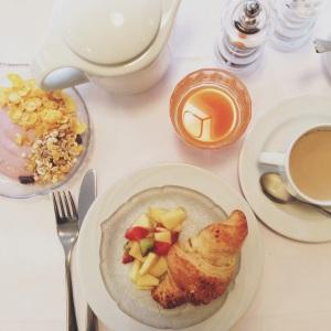 Frühstück im Vinschgau <3
